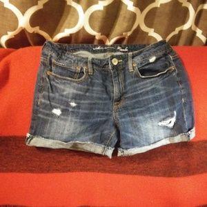 American Eagle Outfitters denim shorts size 6
